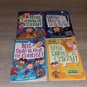 My weird School daze book bundle